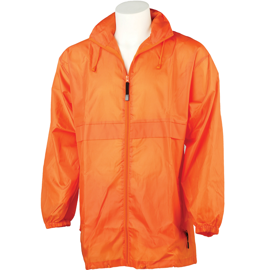 Windjack Pacific Breeze Oranje Maat XL XXL