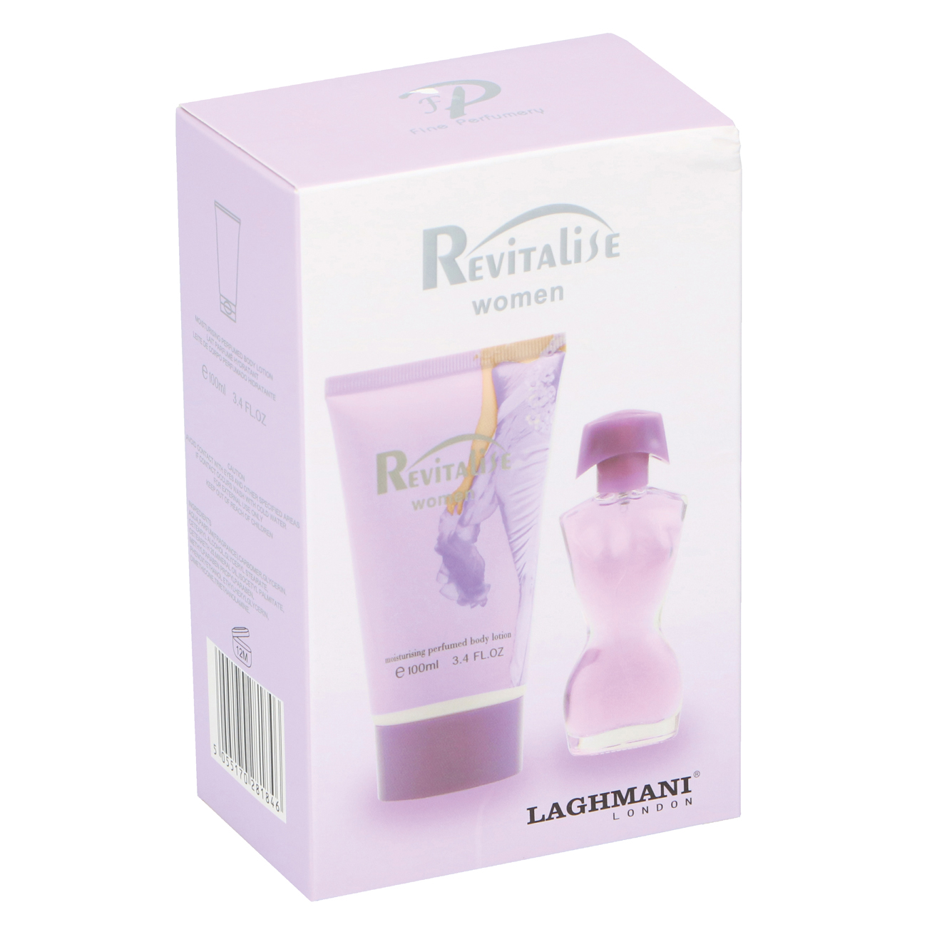 Parfum giftset 2pcs Revitalise