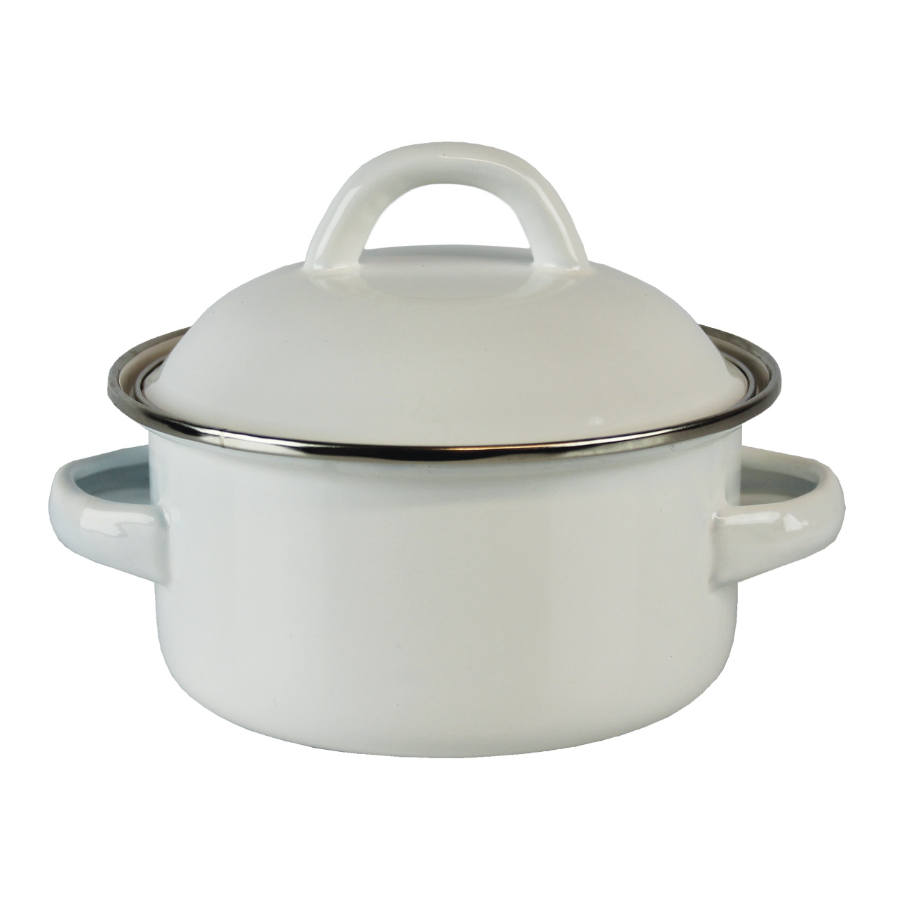 Emaille pan