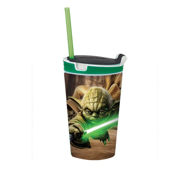 Broszio snacky magic kids, yoda