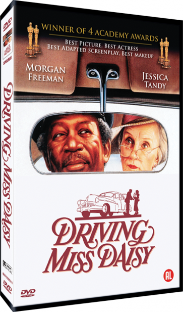 DVD Driving Miss Daisy