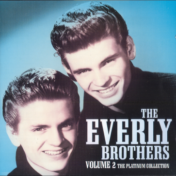 The Everly Brother Platinum Collection