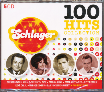 Schlager 100 Hits Collection