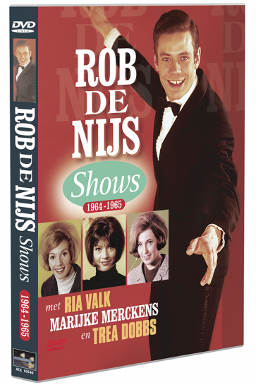 1-DVD Rob de Nijs Shows