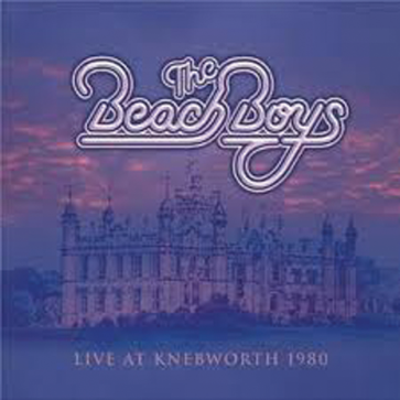 CD Beach Boys - Good timin' Live at Knebworth