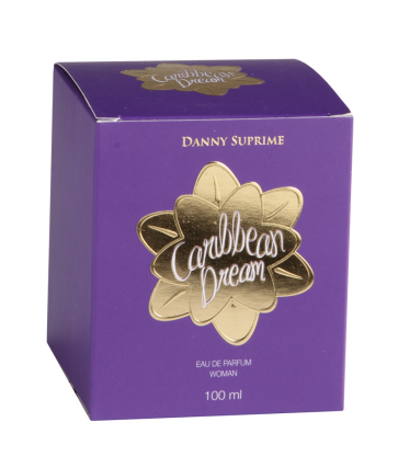 Caribean Dream eau de parfum, dames