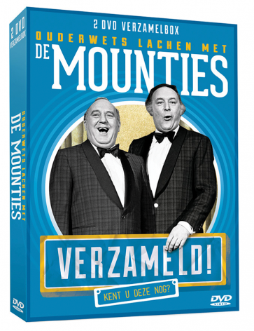 2 DVD De Mounties