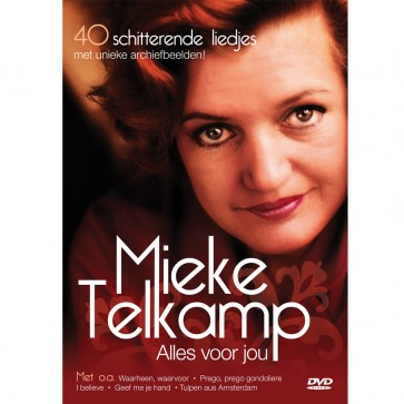 DVD Mieke Telkamp