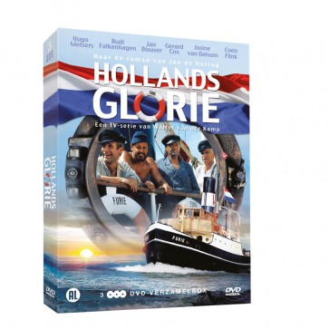 3 DVD's Hollands Glorie