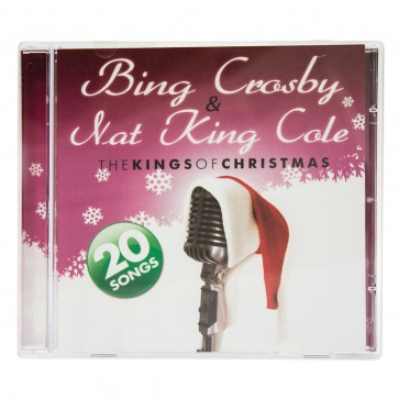 Kings of Christmas - Bing Crosby en Nat King Cole