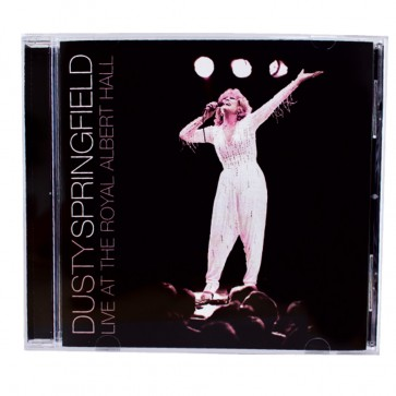 CD Dusty Springfi eld: Live at the Royal Albert Hall