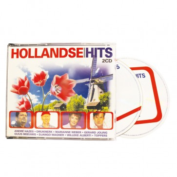 Hollandse hits 2 CD box