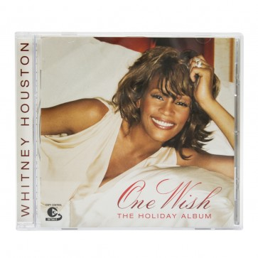 Kerst CD Whitney Houston One Wish