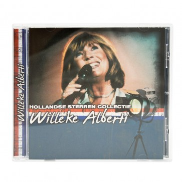 CD Willeke Alberti Hollandse Sterren Collectie