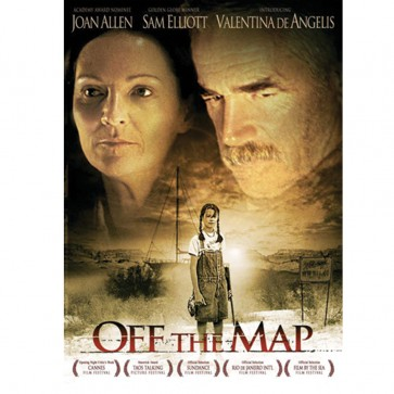 DVD Off the map