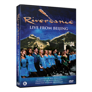 DVD Riverdance live from Beijing