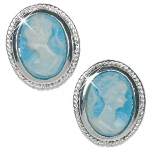 Cameo Jewelry oorstekers