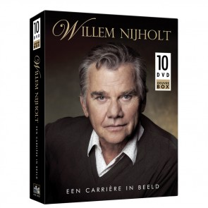 10-DVD BOX Willem Nijholt