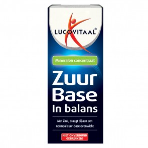 Zuur Base Druppels, 30 ml