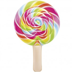 Lolly opblaasbaar