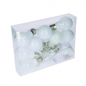 Decolight 10LED White bulb