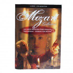 Mozart collection,  2 DVD box