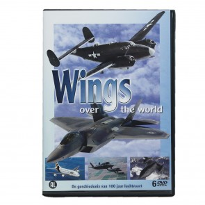 Wings over the world,  6 DVD box