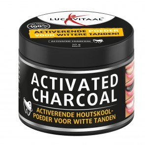 Activated Charcoal, 50 gram