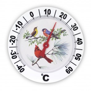 "Thermometer ""vogels"""