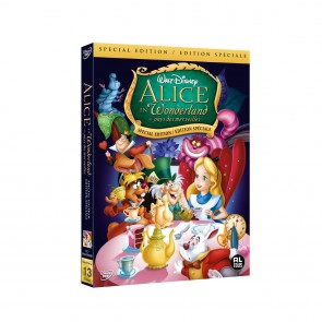 DVD Alice in Wonderland