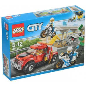 Lego towtruck