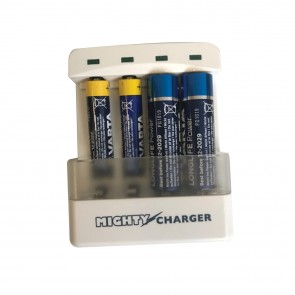 Mighty Charger: Traveleditie met USB!